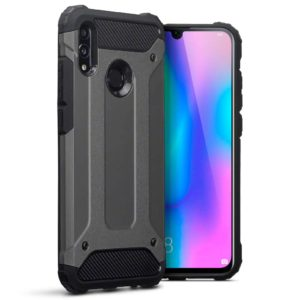 Terrapin Terrapin Ανθεκτική Θήκη Double Layer Impact Huawei P Smart 2019 - Grey (131-083-102)