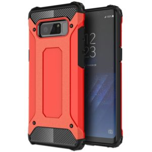 For Galaxy Note 8 Magic Armor TPU + PC Combination Case (Red)