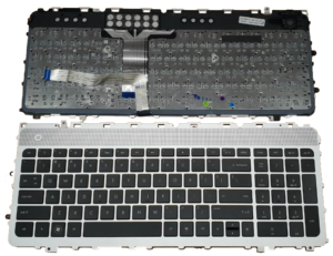Πληκτρολόγιο Laptop - Keyboard for Laptop HP ENVY 17-3000 17-3200 17t-3000 17t-3200 Series 657125-001 657125-201 665917-001 6037B0062701 6070B0547101 (Κωδ. 40417US)