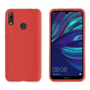MUVIT LIFE BABY SKIN HUAWEI Y7 2019 red backcover