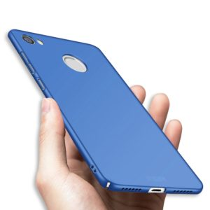 MOFI For Xiaomi Redmi Note 5A Pro / Prime PC Ultra-thin Edge Fully Wrapped Up Protective Case Back Cover(Blue) (MOFI)