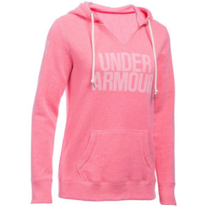 Under Armour Favorite Fleece Word Mark Women s Popover