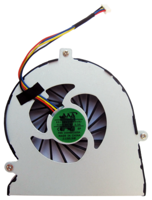 Ανεμιστηράκι Laptop - CPU Cooling Fan Lenovo IdeaPad Y560A Y560P Y560 DFS551205ML0T F90Q 4PIN Forcecon (Κωδ. 80054)