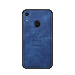 PINWUYO Shockproof Waterproof Full Coverage PC + TPU + Skin Protective Case for Huawei Honor 8A Pro (Blue) (PINWUYO)