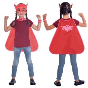 Στολή Costume PJ Masks Owlette Cape Set 4 - 8 Ετών - LB9903735