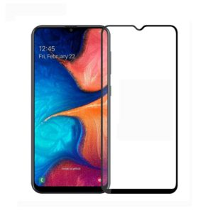 MOFI 9H 2.5D Full Screen Tempered Glass Film for Galaxy A20 (Black) (MOFI)