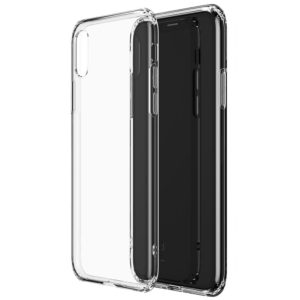 Silicone Case Ultra Slim 0,5mm Clear for Apple iPhone X / XS