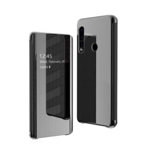 OEM Θήκη Huawei P30 Lite Flip View cover-black