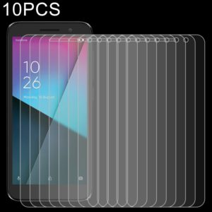 10 PCS 0.26mm 9H 2.5D Explosion-proof Tempered Glass Film for Vodafone Smart E9
