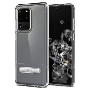Spigen Slim Armor Essential S Case για το Samsung Galaxy S20 Ultra Crystal Clear (ACS00639)