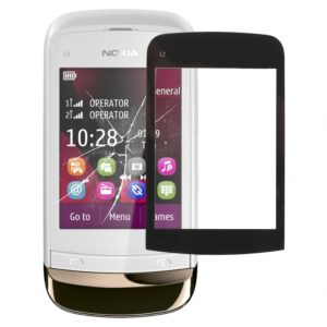 Touch Panel for Nokia C2(Black)
