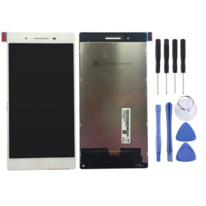 LCD Screen and Digitizer Full Assembly for Lenovo Tab 4 TB-7504X / Tab 4 TB-7504N(White)